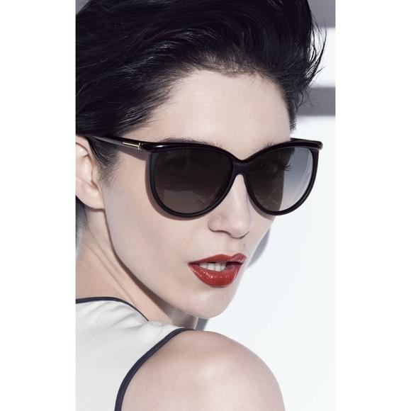 79f5eb50d45e Tom Ford Josephine Enamel Sunglasses in Black